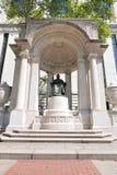 Bryant Park Memorial Stock Image