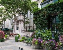 Bryant Park, NYC Photo stock