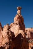 bryce峡谷不祥国家公园 库存照片