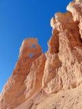 Bryce峡谷国家公园不祥之物 免版税库存照片