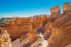 Bryce峡谷国家公园,犹他 库存图片