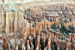 Bryce峡谷国家公园,犹他 库存照片