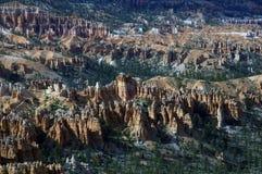 Bryce峡谷国家公园 免版税库存照片