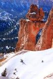 bryce峡谷国家公园 图库摄影