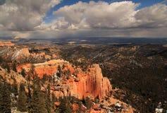 Bryce峡谷国家公园 免版税图库摄影