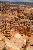 bryce峡谷点日落 免版税库存照片
