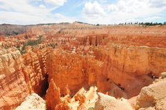bryce峡谷犹他 免版税库存图片