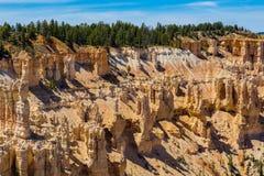 bryce峡谷犹他 免版税库存照片