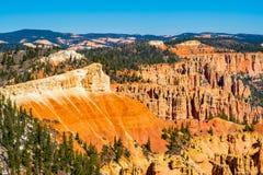 bryce峡谷犹他 库存图片