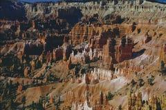 bryce峡谷美国犹他 库存照片