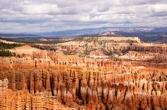 Bryce峡谷,犹他,美国 免版税图库摄影