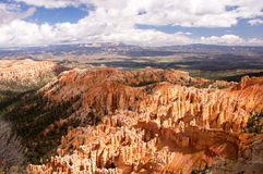 Bryce峡谷,犹他,美国 免版税库存照片