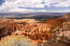 Bryce峡谷,犹他,美国 免版税库存图片