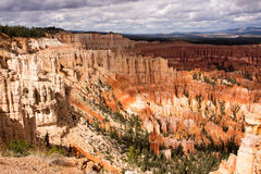 Bryce峡谷,犹他,美国 库存照片
