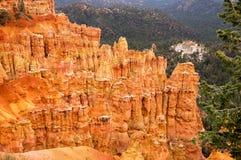 Bryce峡谷,犹他,美国 库存图片