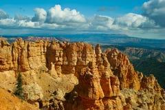bryce峡谷 免版税库存照片