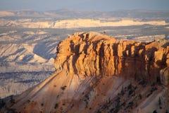 bryce峡谷 库存照片