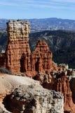 Bryce峡谷 库存图片