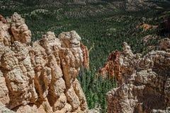 Bryce峡谷 图库摄影