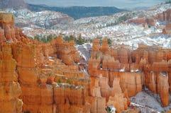 Bryce峡谷III 库存照片