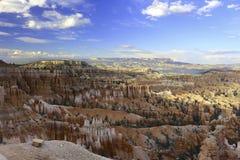 Bryce峡谷NP 免版税库存照片
