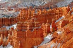 Bryce峡谷VII 库存图片