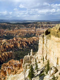 bryce εθνικό σημείο Utah πάρκων Στοκ Εικόνα