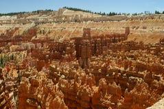 bryce κόκκινος βράχος Utah πάρκων &sigm Στοκ Φωτογραφία