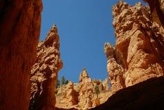 bryce κόκκινος βράχος Utah πάρκων &sigm Στοκ εικόνα με δικαίωμα ελεύθερης χρήσης