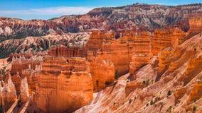 Bryce-Каньон-национальный парк в Америке Стоковые Фотографии RF