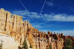 Bryce!. Bryce Canyon National Park in Utah Stock Photography