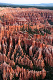 Bryce Amphitheater. Bryce Canyon royalty free stock photos
