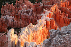 Bryce Amphitheater. Bryce Canyon National Park stock photo