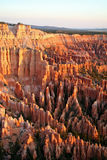Bryce Amphitheater. Bryce Canyon National Park royalty free stock images