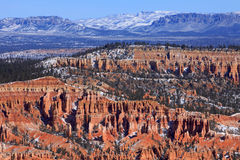 Bryce Canyon. A view of Bryce Canyon National Park .Bryce Canyon National Park is a national park located in southwestern Utah in the United States royalty free stock photography