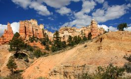 Bryce Canyon Royalty Free Stock Images