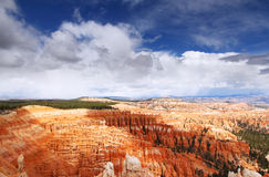 Bryce canyon Royalty Free Stock Photos