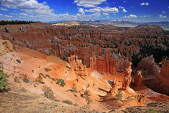 Bryce Canyon Royalty-vrije Stock Foto's