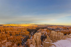 Bryce Canyon Fotografie Stock