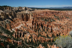 Bryce Canyon Photo libre de droits