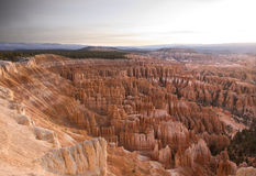 Bryce Canyon. National park, Utah, USA Royalty Free Stock Images