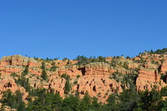 Bryce Canyon immagine stock
