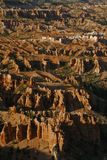 Bryce canyon. Rock formation in bryce canyon  utah Stock Images