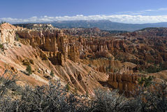 Bryce Canyon Fotografie Stock