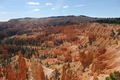Bryce Canyon Imágenes de archivo libres de regalías