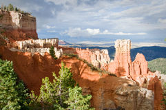 Bryce canyon, agua canyon, Utah Stock Photos