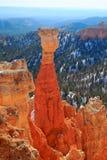 Bryce Canyon At Sunset Stock Photos
