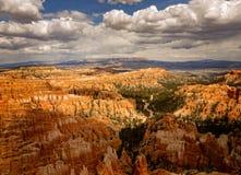 Bryce Canyon Beauty in Leeftijd Stock Afbeeldingen