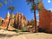 Bryce, Canyon, Cliff Stock Photo