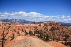 Bryce Canyon d'angle différent Images libres de droits